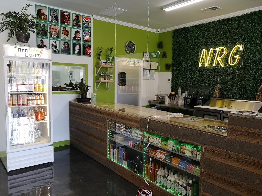 NRG Life Juice Bar - restaurant  | Photo 1 of 6 | Address: 1252 GA-138, Riverdale, GA 30296, USA | Phone: (770) 731-0860