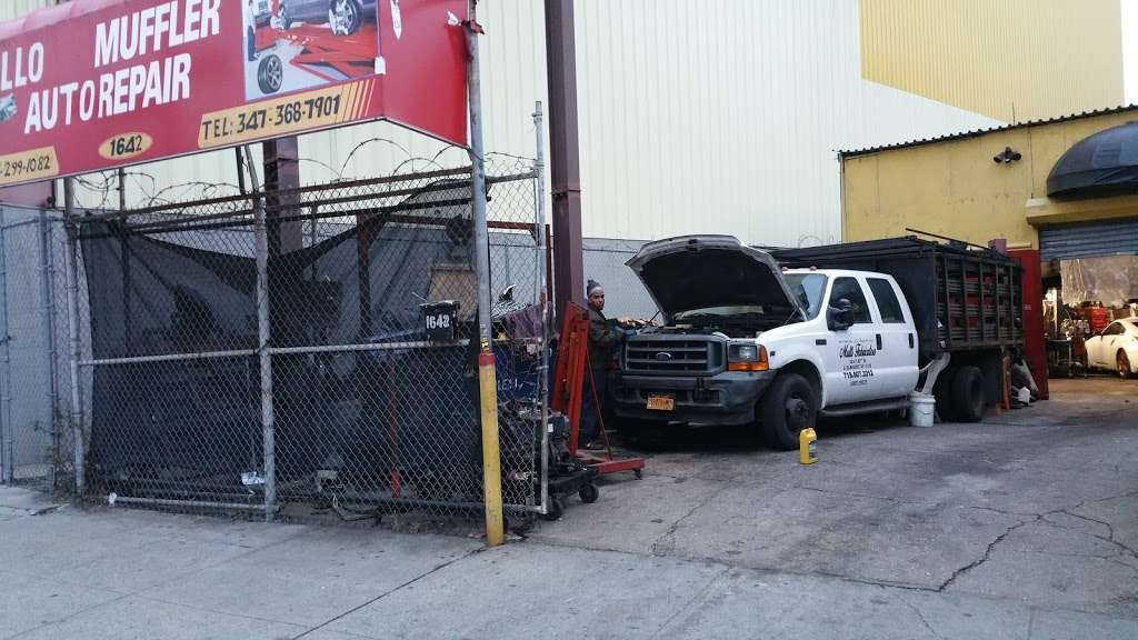 Morillo Muffler Auto Repair - car repair  | Photo 3 of 10 | Address: 1642 E New York Ave, Brooklyn, NY 11212, USA