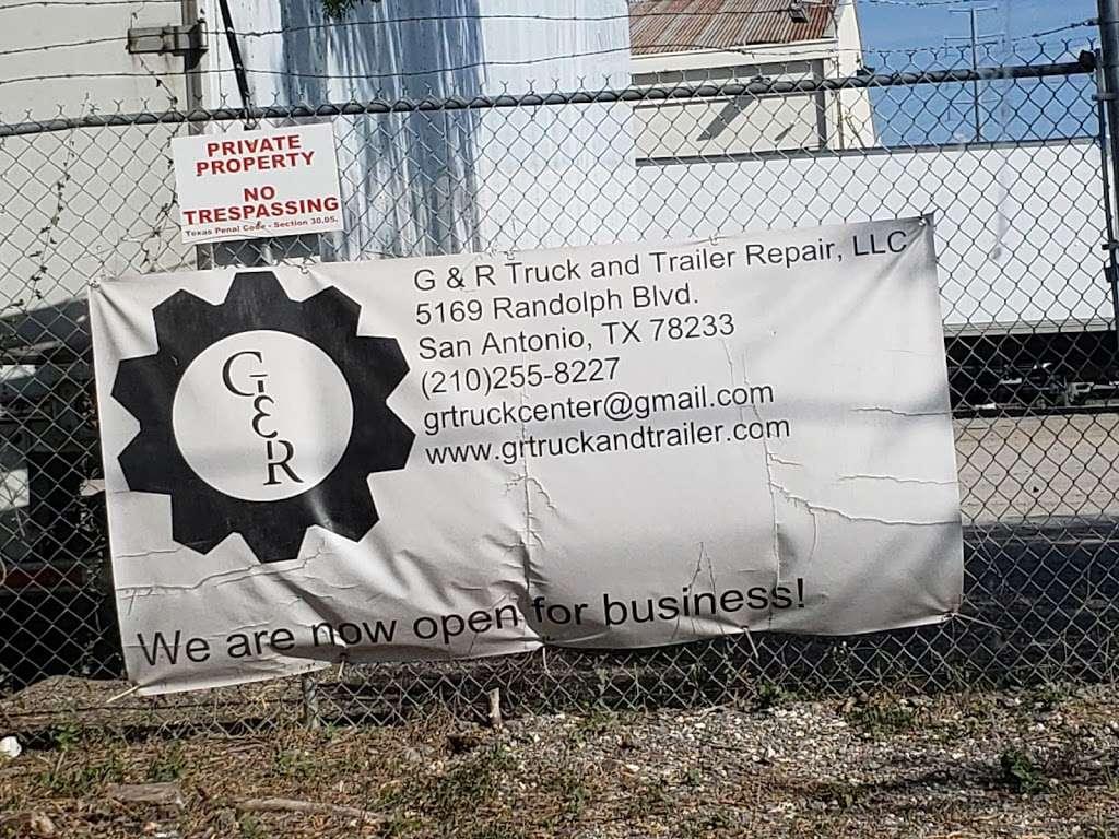 G & R TRUCK AND TRAILER REPAIR, LLC - car repair    Photo 2 of 4   Address: 6735 Walzem Rd Ste 2, San Antonio, TX 78239, USA   Phone: (210) 667-7969