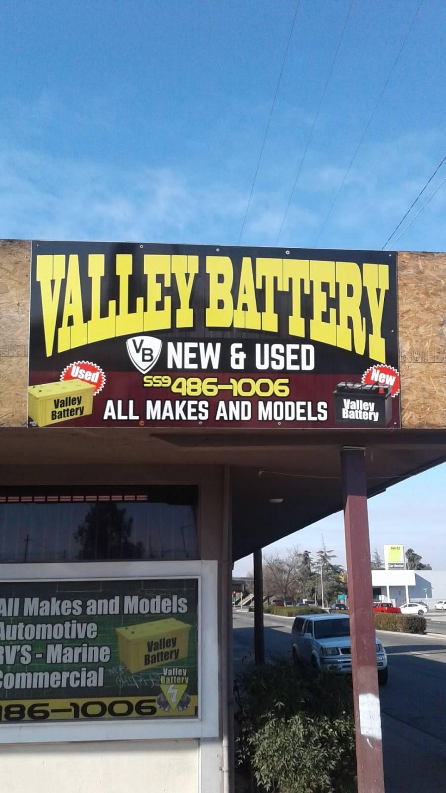 valley battery 3034 e mckinley ave fresno ca 93703 usa businessyab