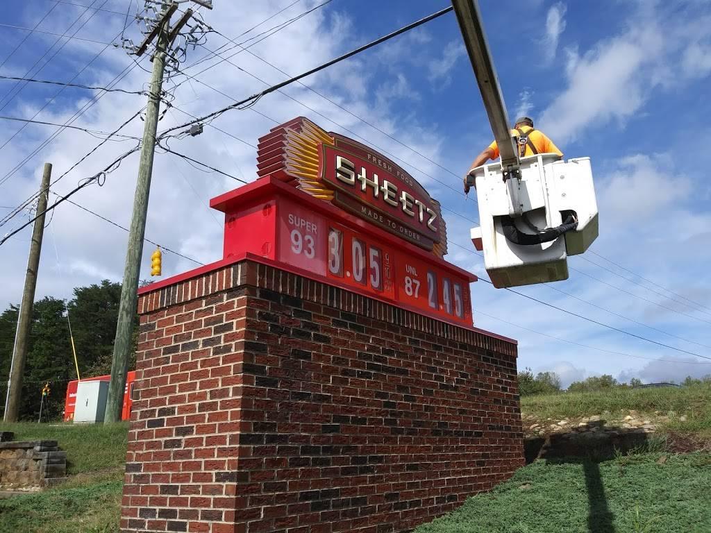 Sheetz #355 - gas station  | Photo 2 of 9 | Address: 5198 Reidsville Rd, Walkertown, NC 27051, USA | Phone: (336) 595-1126