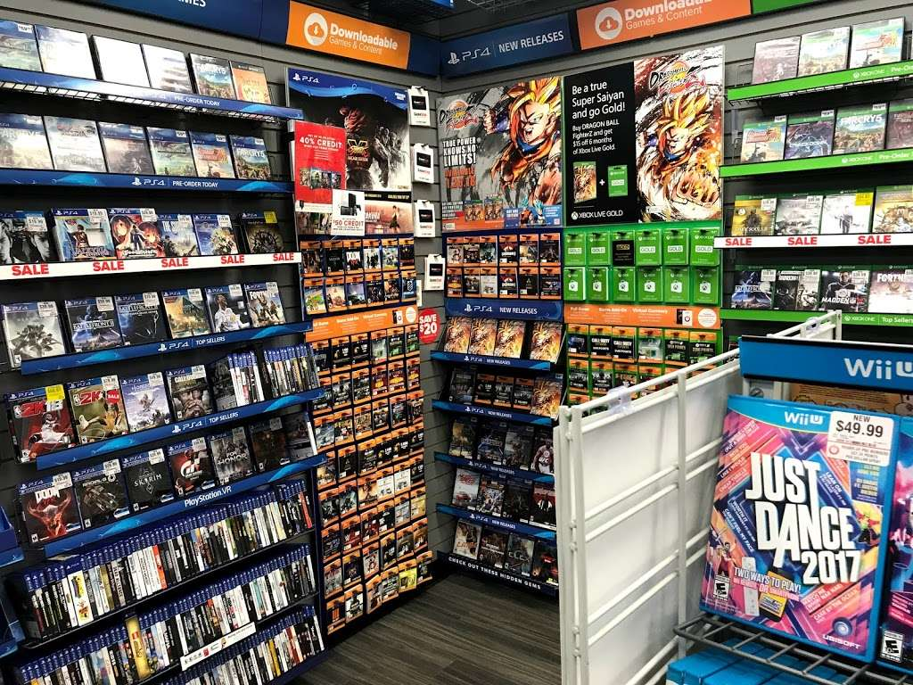 GameStop - electronics store  | Photo 5 of 10 | Address: 701 E Cathedral Rd #7, Philadelphia, PA 19128, USA | Phone: (215) 483-8889