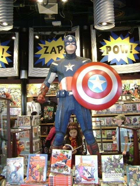 Marvel Alterniverse Store - store  | Photo 4 of 10 | Address: Florida Center, Universal Orlando Resort, Orlando, FL 32819, USA
