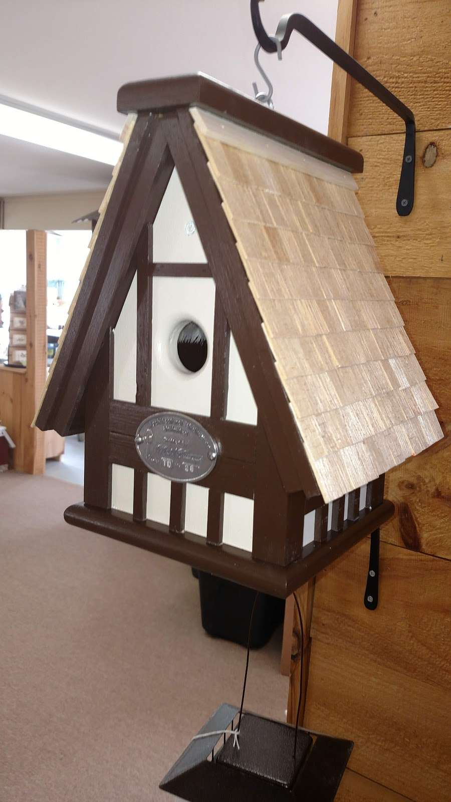 Architectural Birdhouses Unlimited - pet store  | Photo 3 of 10 | Address: 276 NH-101, Amherst, NH 03031, USA | Phone: (603) 554-8869