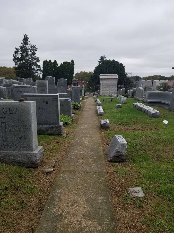 Mount Lebanon Cemetery - cemetery  | Photo 7 of 8 | Address: 7800 Myrtle Ave, Glendale, NY 11385, USA | Phone: (718) 821-0200