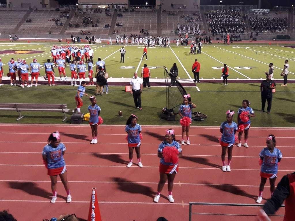 John Kincaide Stadium - stadium  | Photo 2 of 10 | Address: 9100 S Polk St, Dallas, TX 75232, USA | Phone: (855) 452-2828