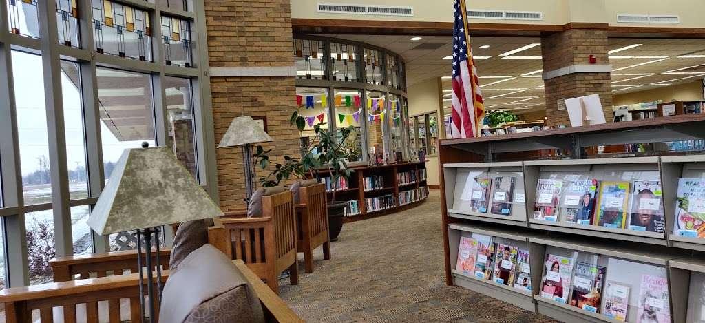Kokomo-Howard County Public Library South Branch - library  | Photo 1 of 6 | Address: 1755 E Center Rd, Kokomo, IN 46902, USA | Phone: (765) 453-4150