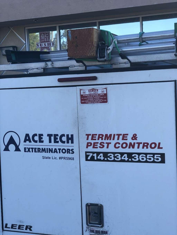 ACE TECH EXTERMINATORS - home goods store    Photo 2 of 2   Address: 15581 Van Buren St, Westminster, CA 92683, USA   Phone: (714) 334-3655