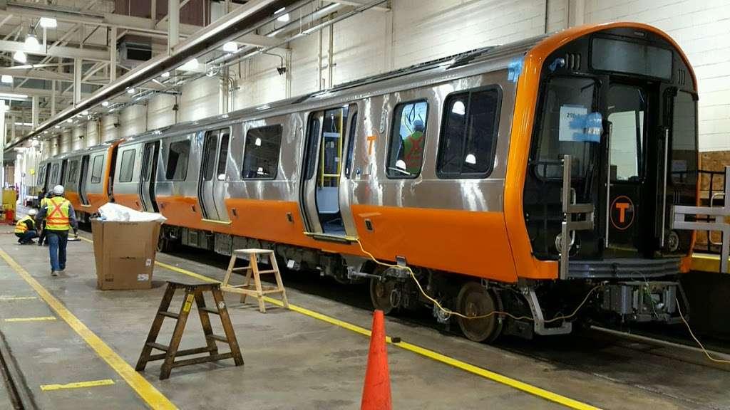 Riverside - transit station  | Photo 5 of 10 | Address: 333 Grove St, Newton, MA 02466, USA