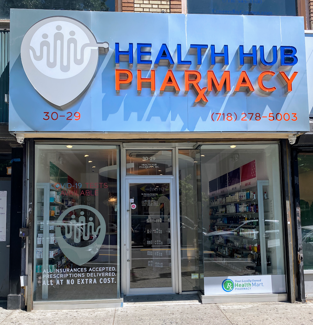 Health Hub Pharmacy - pharmacy  | Photo 5 of 10 | Address: 30-29 Steinway St, Astoria, NY 11103, USA | Phone: (718) 278-5003