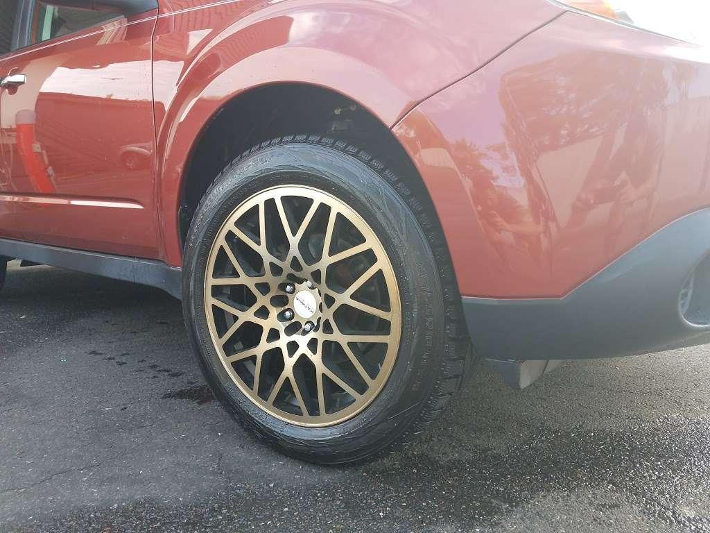 Jax Car Wash - car wash  | Photo 9 of 10 | Address: 107 Essex St, Maywood, NJ 07607, USA | Phone: (201) 845-4994