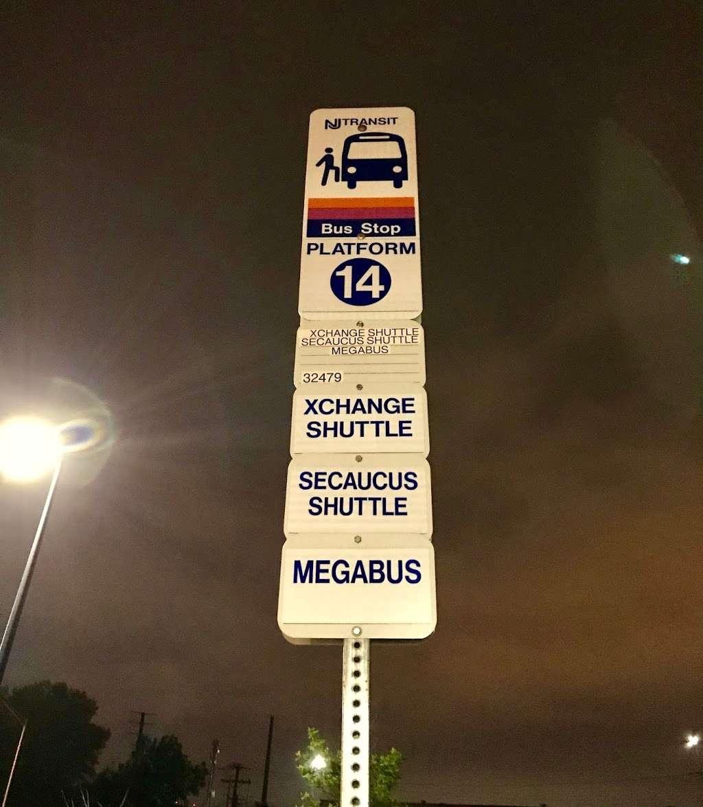 Secaucus, NJ, Frank. J Lautenberg Station at Secaucus Junction - bus station  | Photo 8 of 9 | Address: Secaucus, NJ 07097, USA
