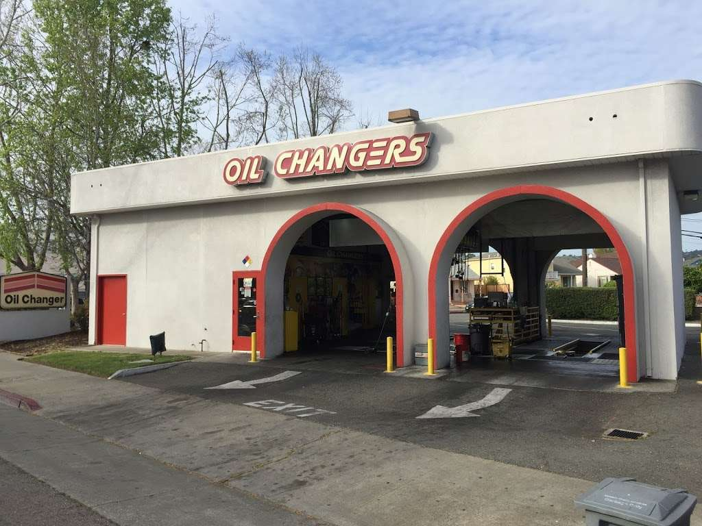 Oil Changers - car repair  | Photo 5 of 10 | Address: 780 San Antonio Rd, Palo Alto, CA 94303, USA | Phone: (650) 494-8353