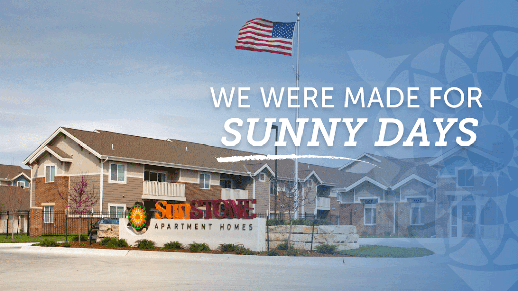 SunSTONE Apartment Homes at Fox Ridge - real estate agency    Photo 3 of 10   Address: 3540 N Maize Rd, Wichita, KS 67205, USA   Phone: (316) 558-5200
