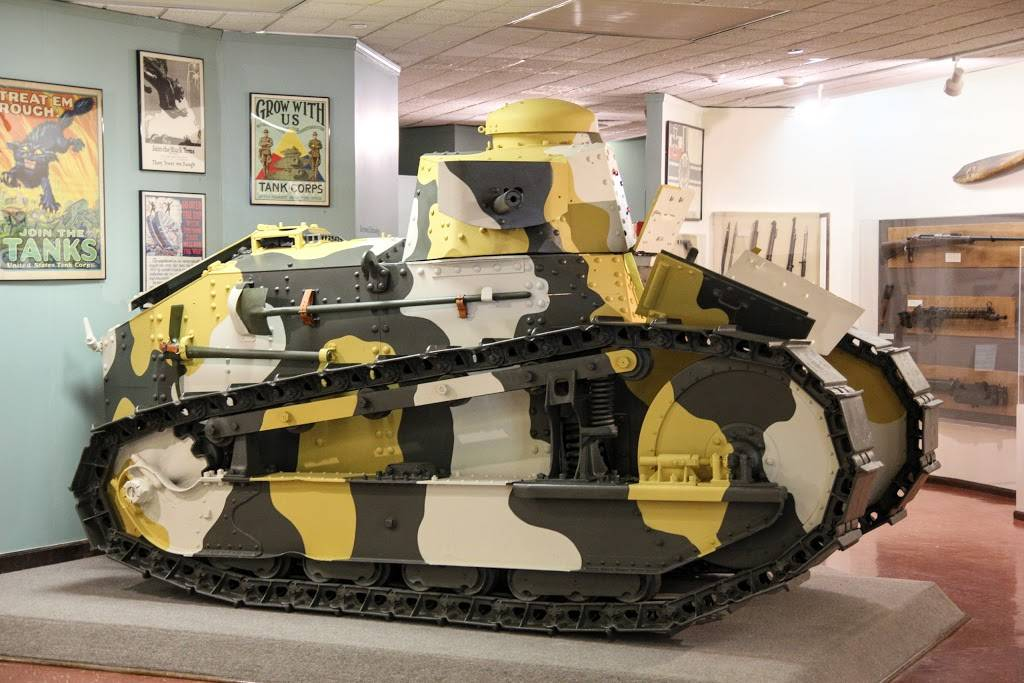 Virginia War Museum - museum    Photo 6 of 8   Address: 9285 Warwick Blvd, Newport News, VA 23607, USA   Phone: (757) 247-8523