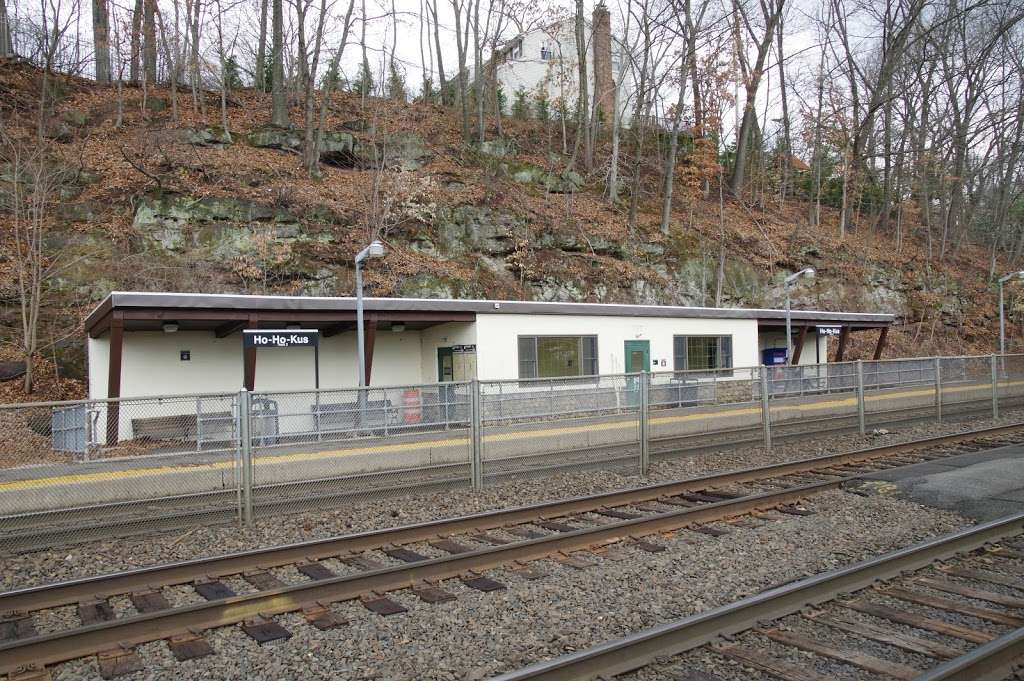 Ho-Ho-Kus Station - train station  | Photo 1 of 10 | Address: Brookside Ave & 1st St, Ho-Ho-Kus, NJ 07423, USA