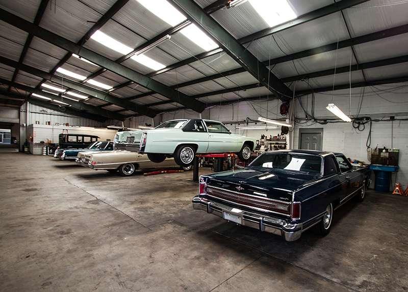 MJC Classic Cars - car dealer    Photo 8 of 10   Address: 355 S Lake Parker Ave, Lakeland, FL 33801, USA   Phone: (863) 944-8615