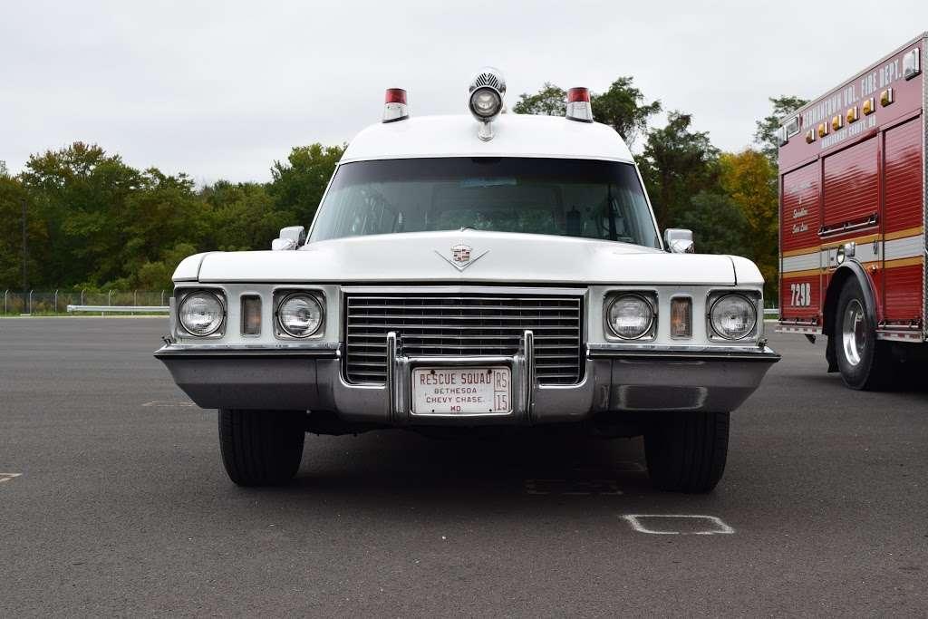 Montgomery County Public Safety Training Academy - health  | Photo 6 of 10 | Address: 8751 Snouffer School Rd, Montgomery Village, MD 20879, USA | Phone: (240) 773-8200