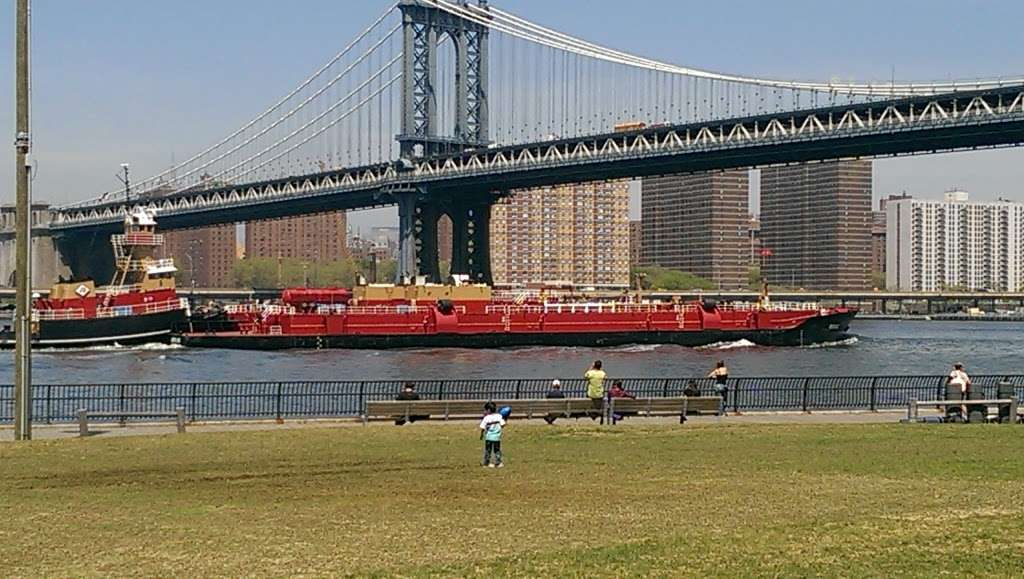Liberty Harbor RV Park - rv park  | Photo 7 of 10 | Address: 11 Marin Blvd, Jersey City, NJ 07302, USA | Phone: (201) 516-7500