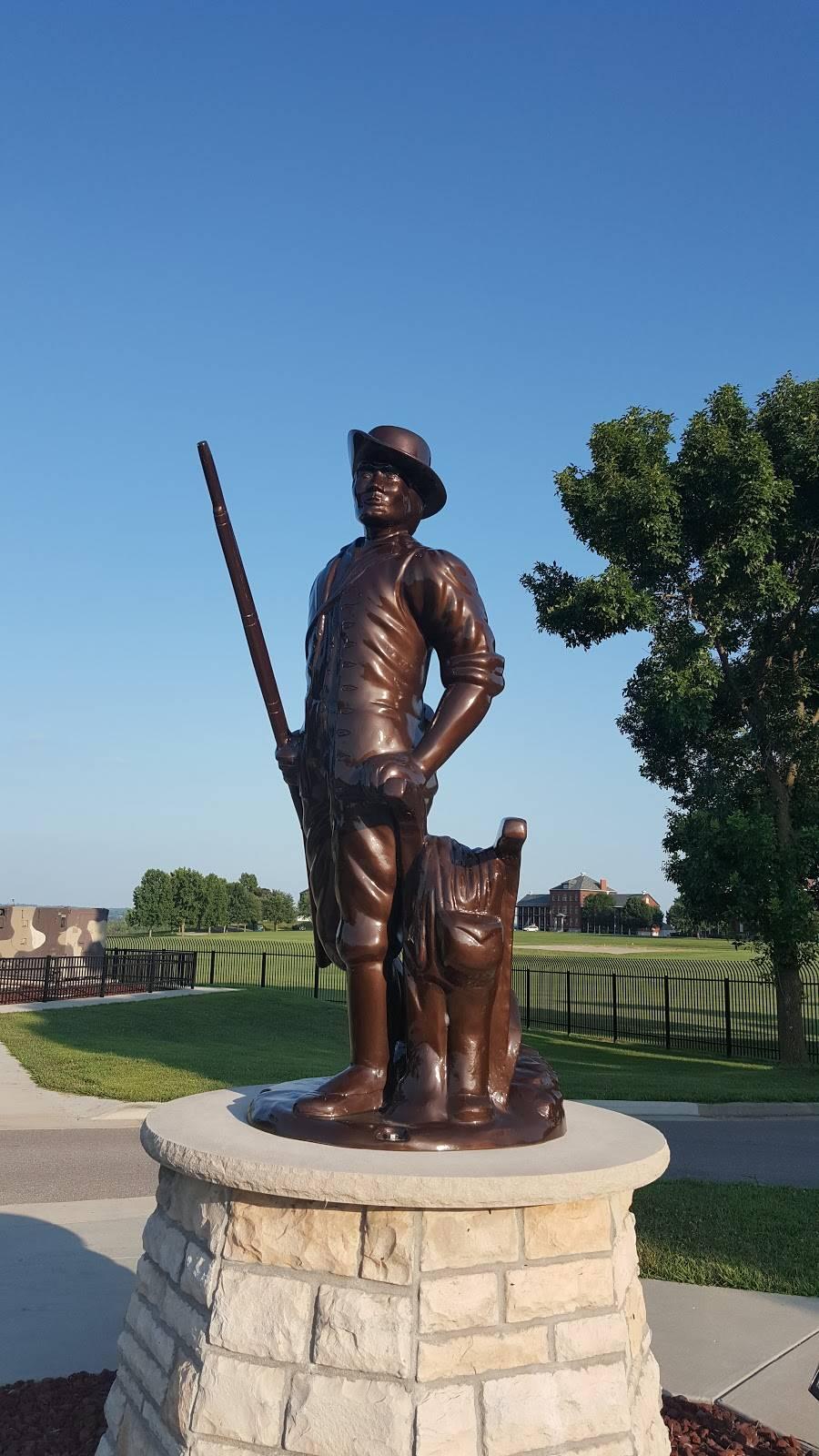 Jefferson Barracks Park - park  | Photo 5 of 10 | Address: 345 North Rd W, St. Louis, MO 63125, USA | Phone: (314) 615-8800
