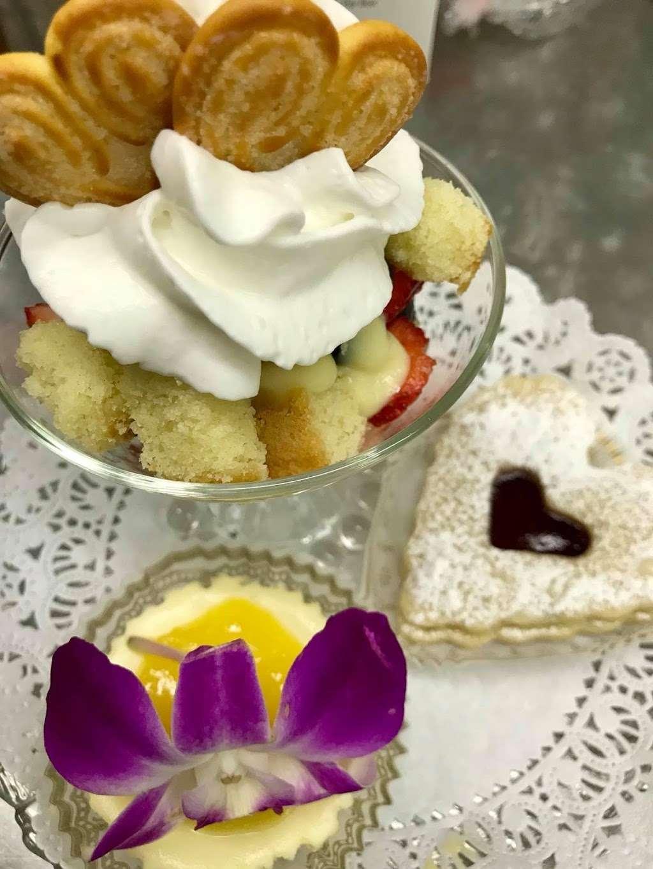 The Garden Tea Room - cafe  | Photo 5 of 10 | Address: 329 S Main St, Conyngham, PA 18219, USA | Phone: (570) 788-4832