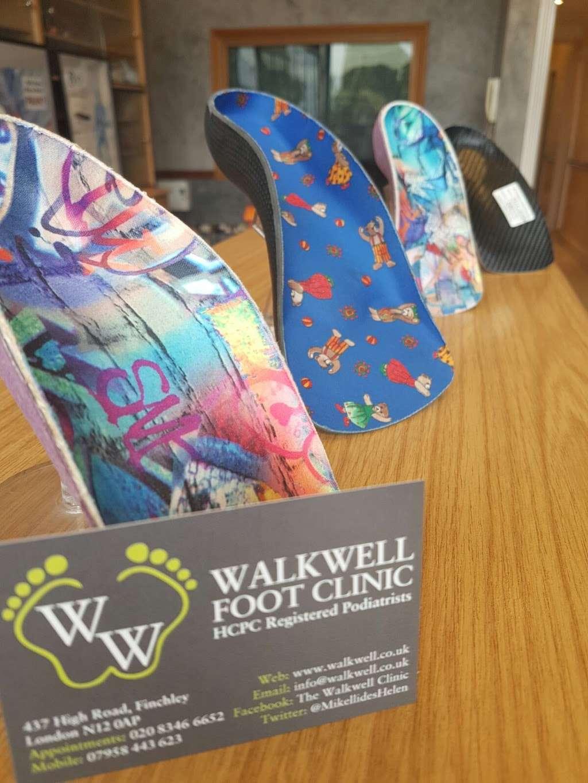 Walkwell Foot Clinic Ltd Finchley - spa  | Photo 4 of 10 | Address: 437 High Rd, London N12 0AP, UK | Phone: 020 8346 6652