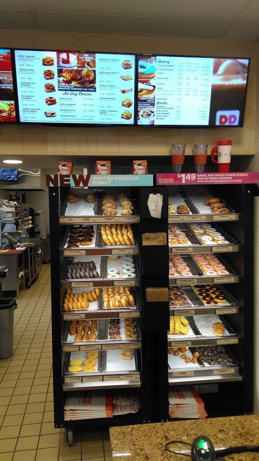 Dunkin Donuts - cafe  | Photo 4 of 10 | Address: 454 Spring St, Elizabeth, NJ 07201, USA | Phone: (973) 298-3285