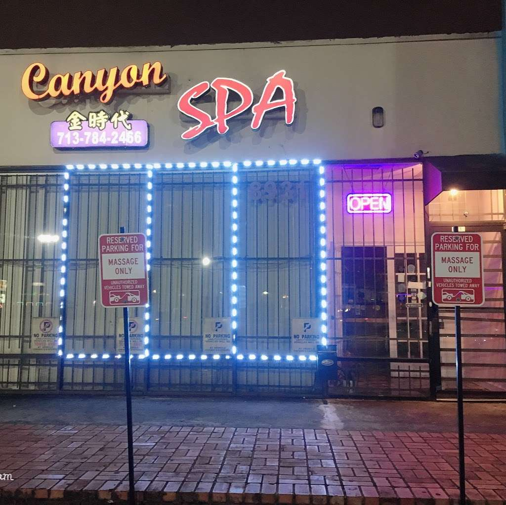 canyon massage - spa  | Photo 1 of 4 | Address: 8931 Richmond Ave, Houston, TX 77063, USA | Phone: (713) 784-2466