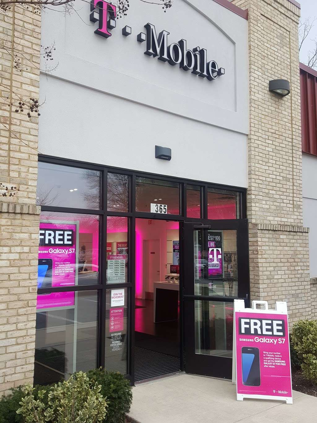 T Mobile 6365 Dobbin Rd Columbia Md 21045 Usa
