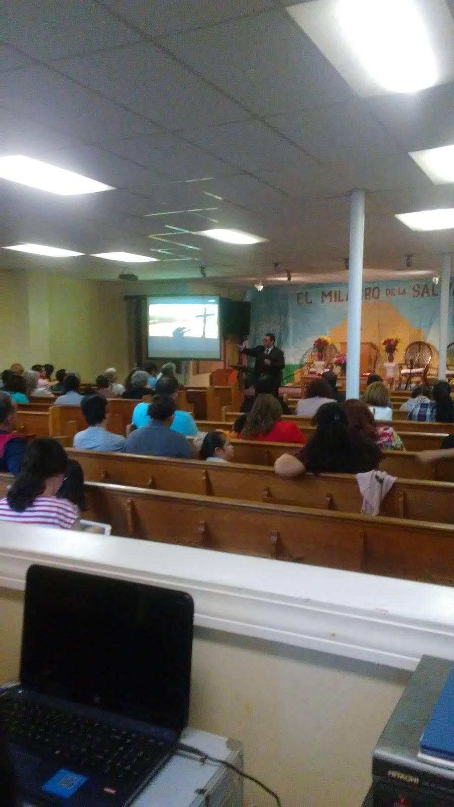 Detroit Cavalry Spanish SDA Church - church  | Photo 7 of 10 | Address: 1227 Cavalry St, Detroit, MI 48209, USA | Phone: (313) 842-2730