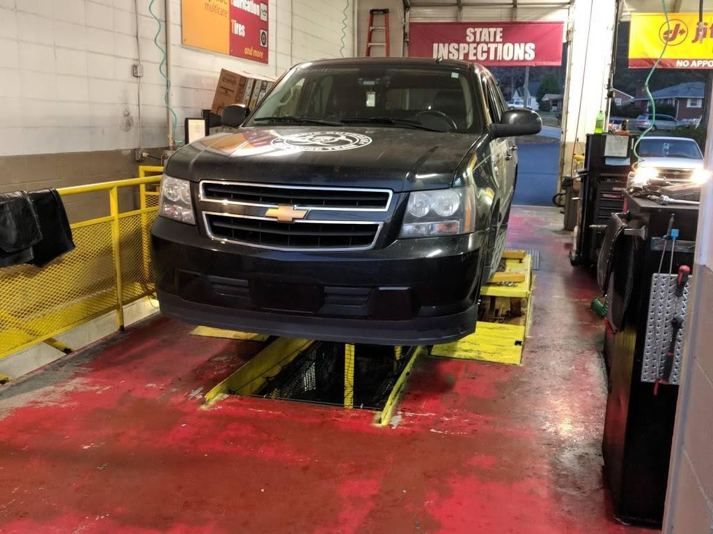 Jiffy Lube - car repair  | Photo 1 of 5 | Address: 5501 University Pkwy, Winston-Salem, NC 27105, USA | Phone: (336) 661-7997