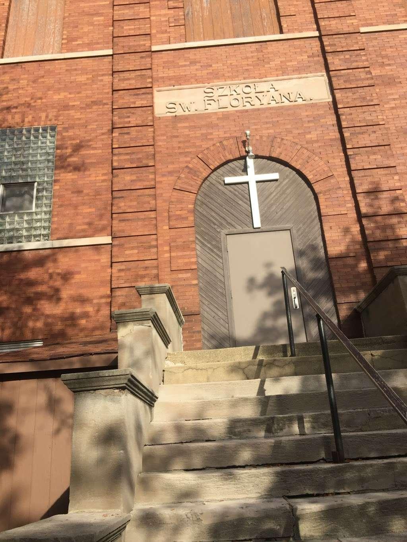 St Florian Church - church  | Photo 4 of 6 | Address: 13145 S Houston Ave, Chicago, IL 60633, USA | Phone: (773) 646-4877