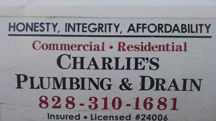 Charlies Plumbing & Drain - plumber  | Photo 1 of 1 | Address: 2633 Old Conover-Startown Rd, Newton, NC 28658, USA | Phone: (828) 310-1681