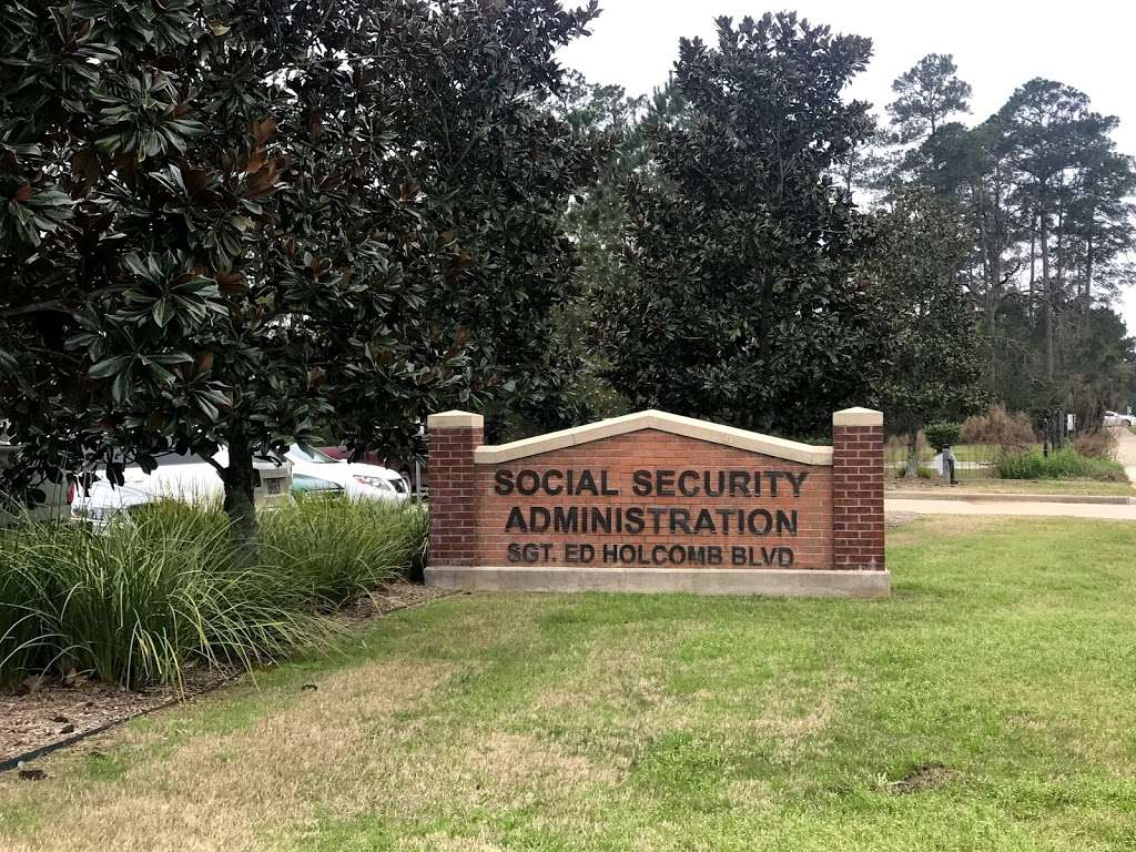 Social Security Administration - local government office  | Photo 4 of 4 | Address: 600 Sgt Ed Holcomb Blvd N, Conroe, TX 77304, USA | Phone: (800) 772-1213