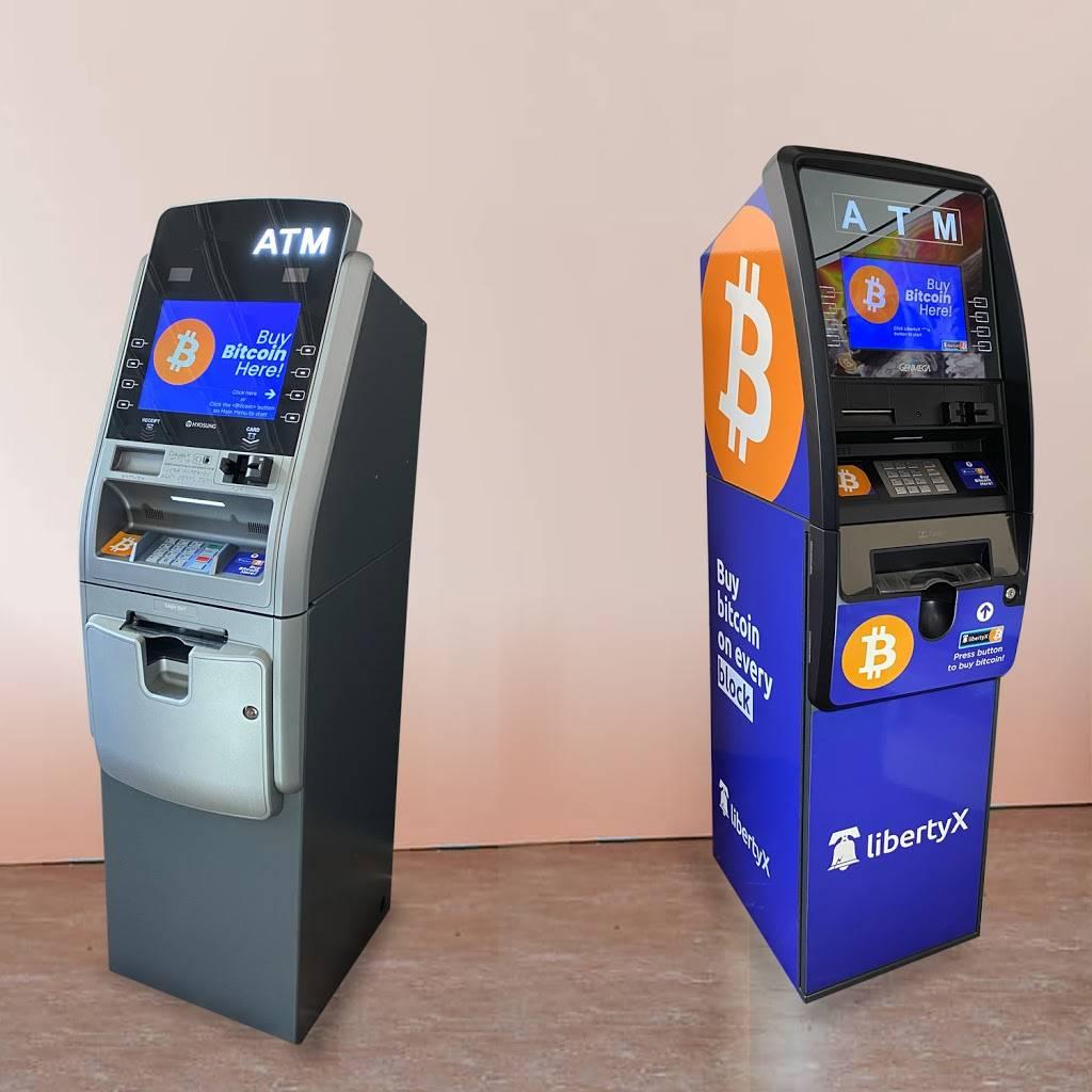 LibertyX Bitcoin ATM - atm  | Photo 7 of 7 | Address: 16401 N Rockwell Ave, Edmond, OK 73013, USA | Phone: (800) 511-8940