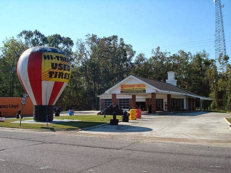 Southeast Tire Company - car repair    Photo 1 of 6   Address: 10005 Airline Hwy, Gonzales, LA 70737, USA   Phone: (225) 675-5775