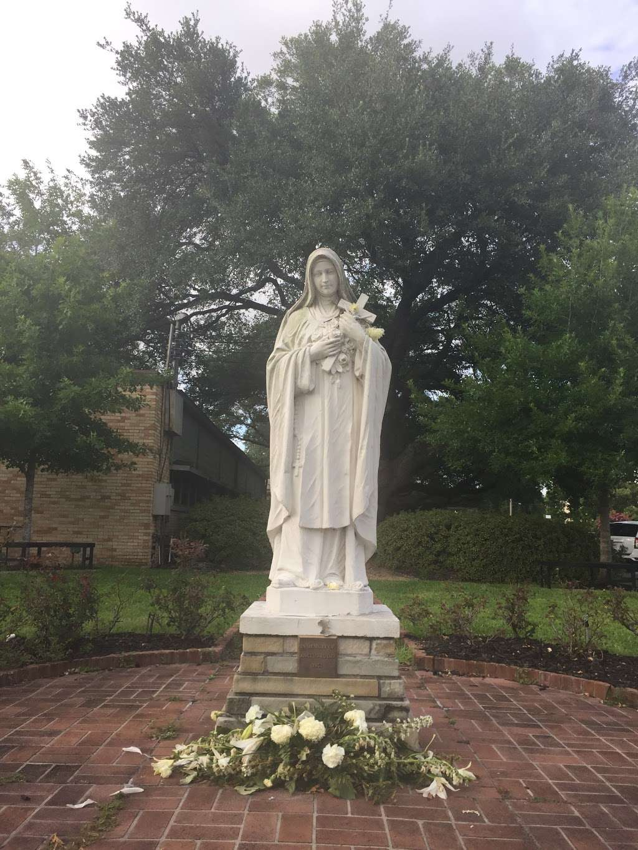 St. Theresa Catholic Church - church    Photo 10 of 10   Address: 6622 Haskell St, Houston, TX 77007, USA   Phone: (713) 869-3783