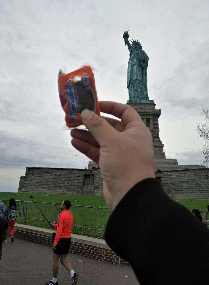New York Estatua De La Llibertat Corona - museum  | Photo 9 of 10 | Address: Isla de la Libertad, New York, NY 10004, USA