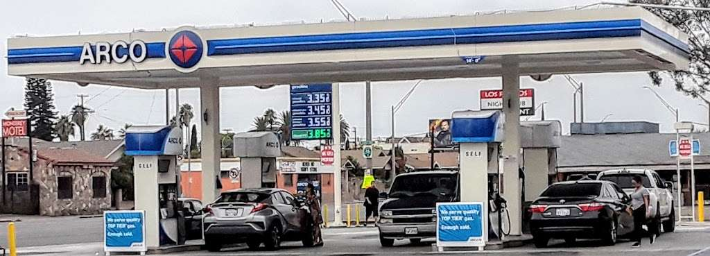 ARCO - gas station    Photo 3 of 10   Address: 124 W Pacific Coast Hwy, Long Beach, CA 90806, USA   Phone: (562) 599-8494