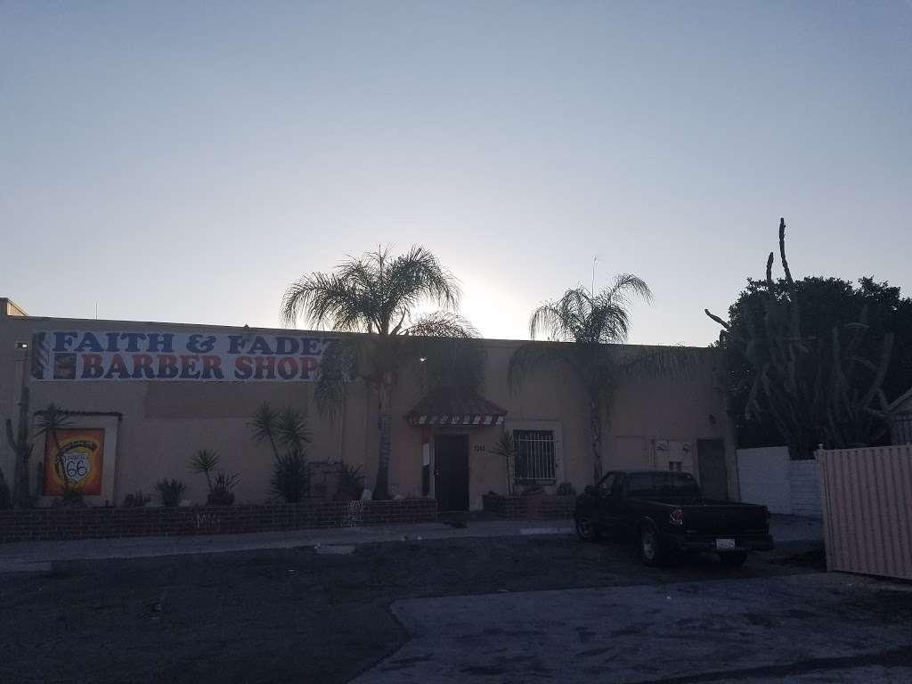 FAITH & FADEZ BARBERSHOP - hair care    Photo 6 of 10   Address: 1248 W 5th St, San Bernardino, CA 92411, USA   Phone: (949) 566-4126