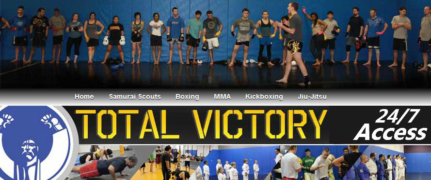 Total Victory - gym  | Photo 2 of 4 | Address: 9562 Woodman Rd, Henrico, VA 23228, USA | Phone: (804) 433-3572