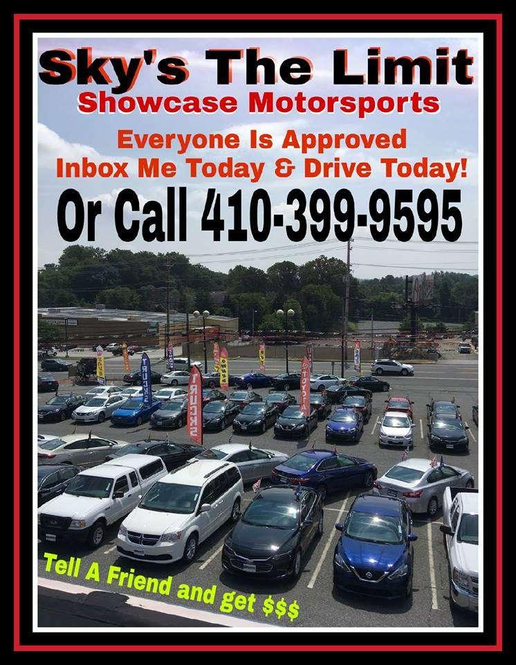 Showcase Motorsports of Bel Air - car dealer  | Photo 1 of 2 | Address: 728 Baltimore Pike, Bel Air, MD 21014, USA | Phone: (410) 399-9595