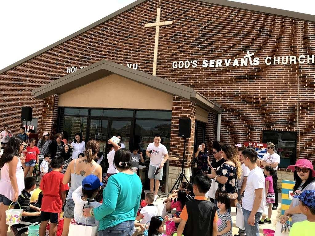 Gods Servants Church - church    Photo 1 of 10   Address: 6516 Sachse Rd, Sachse, TX 75048, USA   Phone: (972) 246-8008