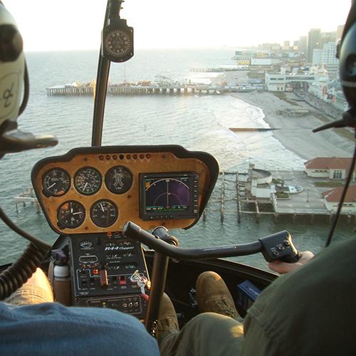 Steel Pier Helicopters - airport  | Photo 5 of 10 | Address: 1000 Boardwalk, Atlantic City, NJ 08401, USA | Phone: (732) 245-3306