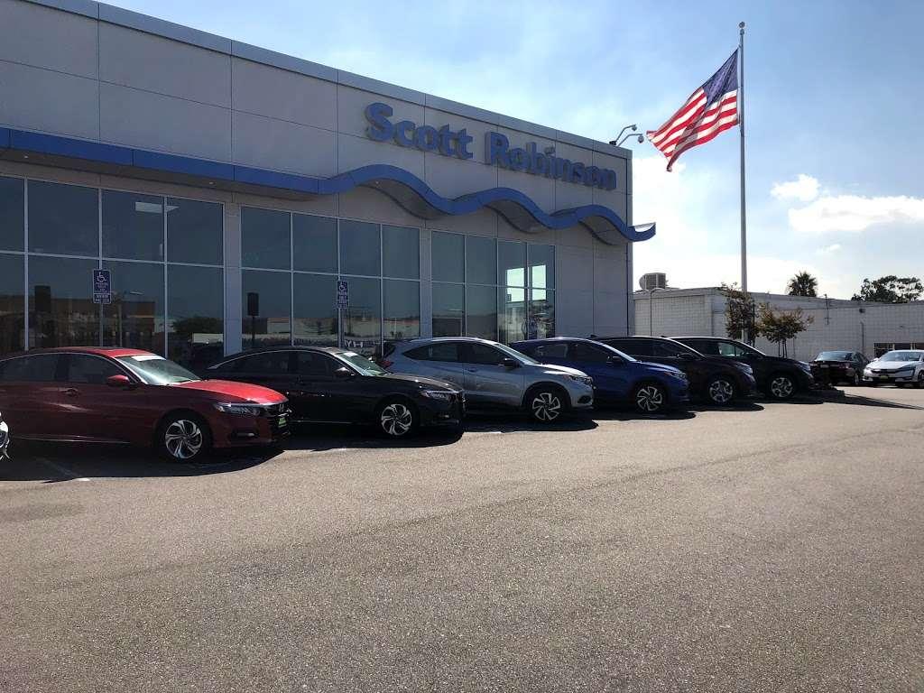 Scott Robinson Honda - car repair  | Photo 8 of 10 | Address: 20340 Hawthorne Blvd, Torrance, CA 90503, USA | Phone: (424) 999-1799