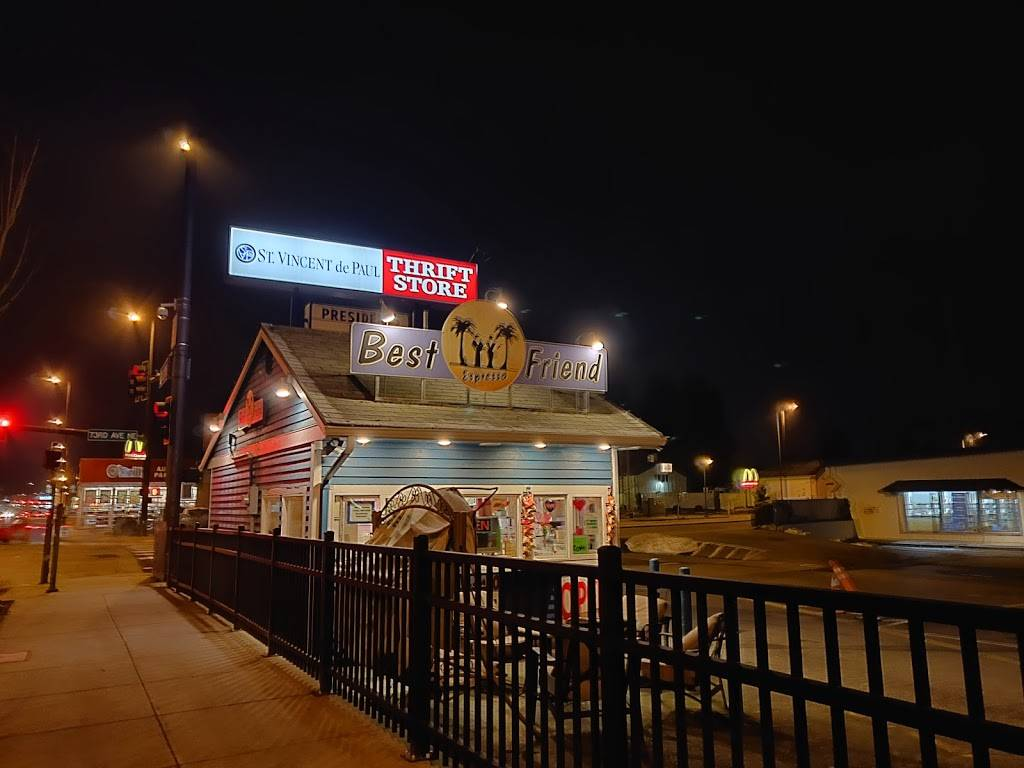 Best Friend Espresso - cafe  | Photo 3 of 6 | Address: 7304 NE Bothell Way, Kenmore, WA 98028, USA | Phone: (206) 406-6268