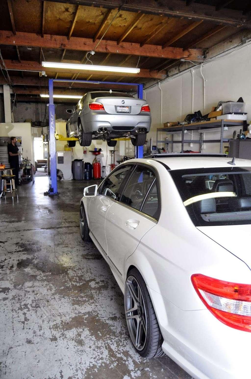 SMS European - car repair  | Photo 2 of 10 | Address: 5842 McFadden Ave, Suite A, Huntington Beach, CA 92649, USA | Phone: (714) 889-6553