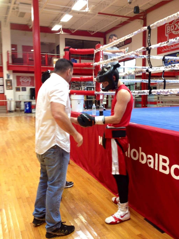 Global Boxing - stadium    Photo 2 of 10   Address: 5601 Tonnelle Ave, North Bergen, NJ 07047, USA   Phone: (201) 348-3149