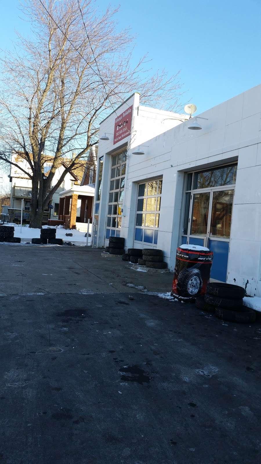 Always Reliable Tires - car repair  | Photo 7 of 8 | Address: 2120 52nd St, Kenosha, WI 53140, USA | Phone: (262) 948-3245