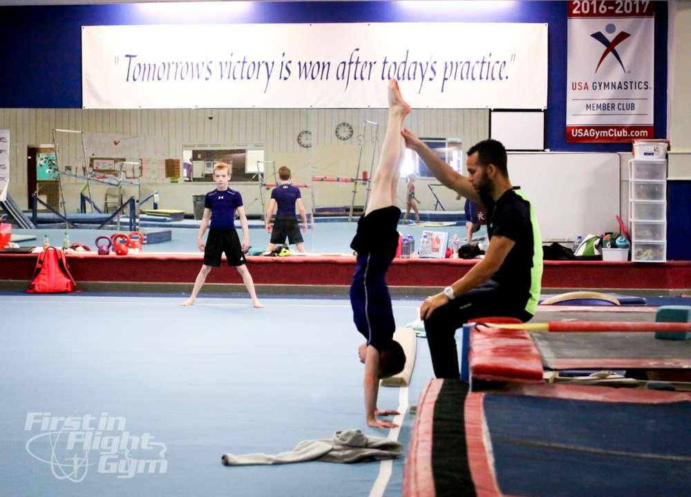 First In Flight Gym - gym    Photo 3 of 10   Address: 1000 S Myrtle School Rd, Gastonia, NC 28052, USA   Phone: (704) 866-0040